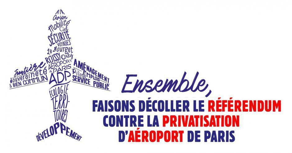 Référendum ADP : venez signer !