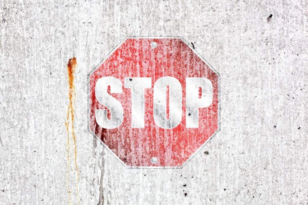Stop à la construction de nouveaux murs !