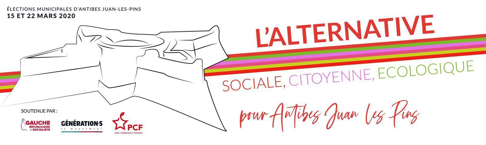 Au programme cette semaine de l'Alternative sociale, citoyenne, écologique pour AJLP