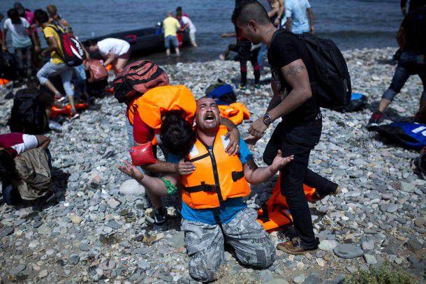 Des réfugiés pris en otage entre cynisme et inhumanité