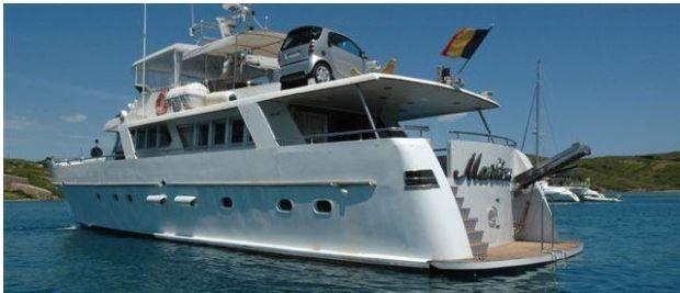 Le yacht dérobé à Cavalaire (83) reste introuvable