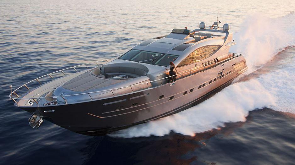 Le groupe Rodriguez : un ancien leader mondial du marché des yachts de grand luxe vient d'être liquidé