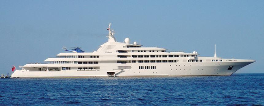 Le TOP 10 des plus grands yachts du monde