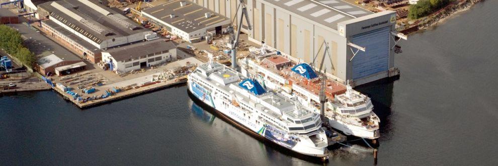 Siem Industries rachète le chantier Flensburger Schiffbau
