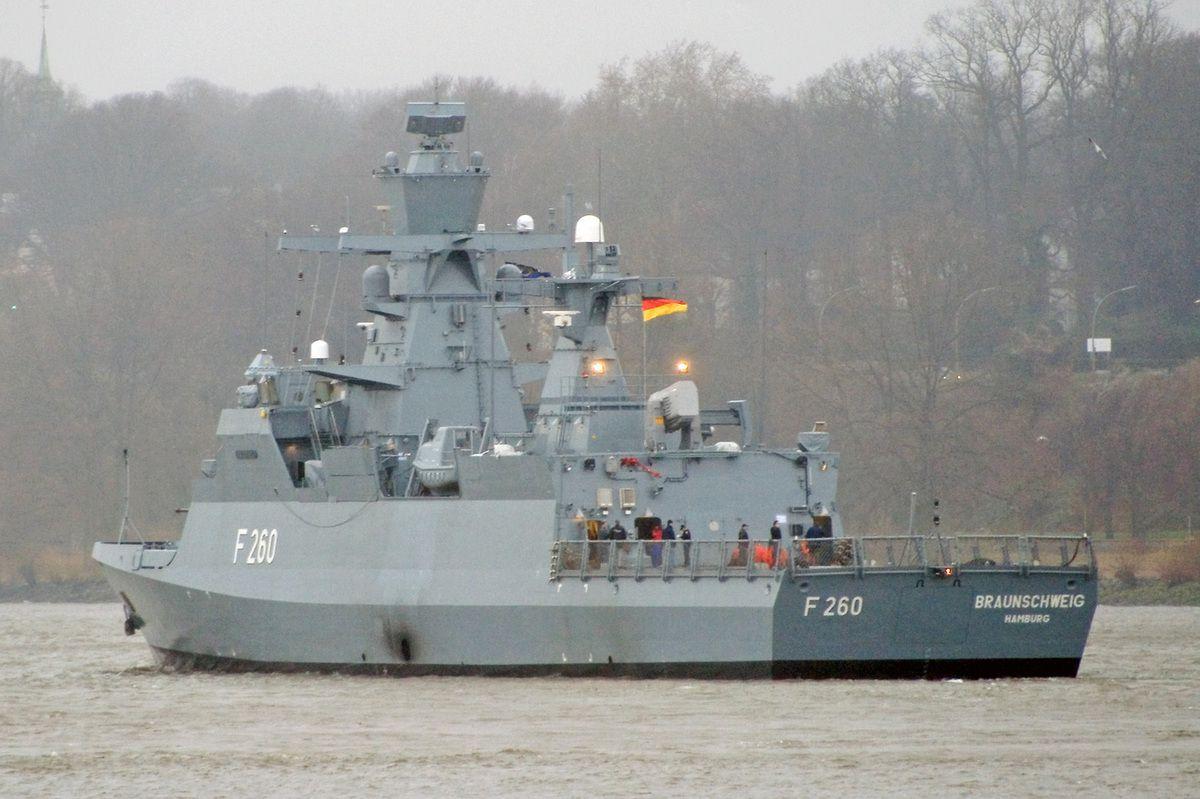 La marine allemande est-elle encore crédible ?