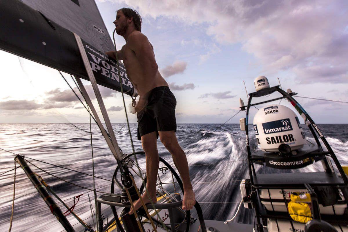 Matt Knighton/Abu Dhabi Ocean Racing/Volvo Ocean Race