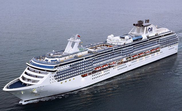 Coral Princess - photo : Carnival Corporation