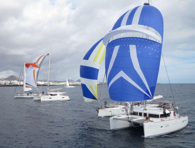 C'est parti pour l'Atlantic Odyssey 2014 !
