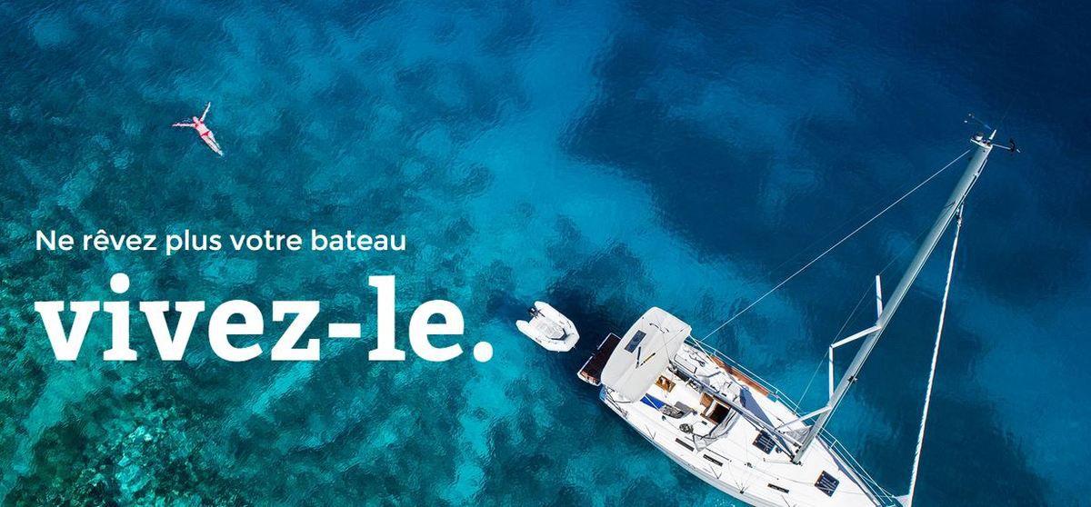 Innovation : lancement en France du 1er service de propriété partagée et managée de bateaux de luxe