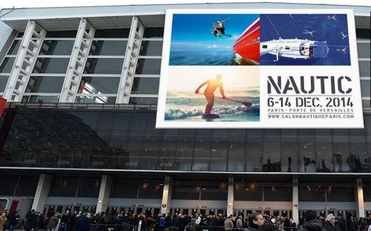 Les Directs du Nautic 2014 - le programme du lundi 8 décembre