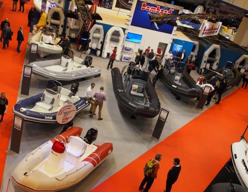 Nautic 2014 - Bombard étend ses gammes Explorer et Sunrider