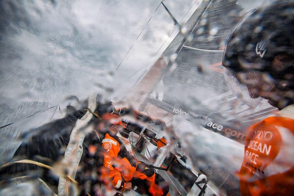 Photo : Amory Ross / Team Alvimedica / Volvo Ocean Race