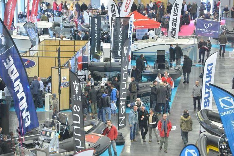 La pêche récréative et sportive a rendez-vous à Nantes, du 13 au 15 février