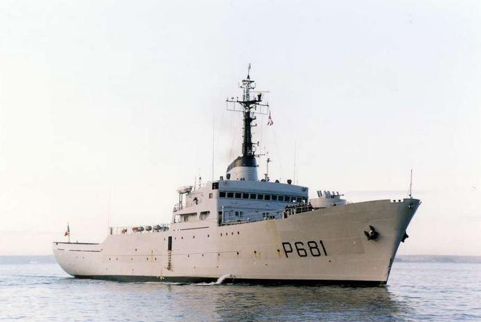 Entraînement de la Marine Nationale à la police des pêches aux Kerguelen