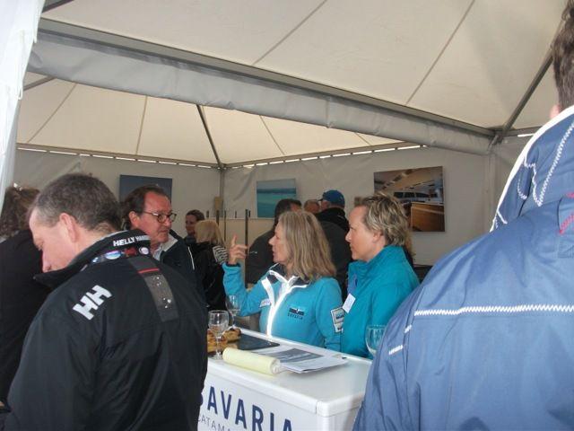 Les directs du salon du multicoque - Bavaria Catamarans annonce un Nautitech 46 Open