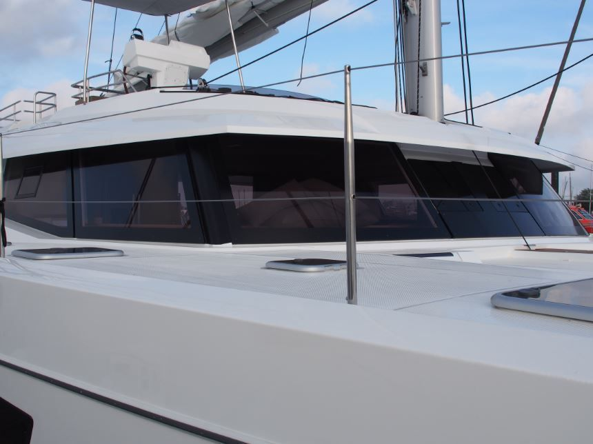 Exclusif - toutes premières photos du catamaran Ipanema 58 de Fountaine-Pajot (17)
