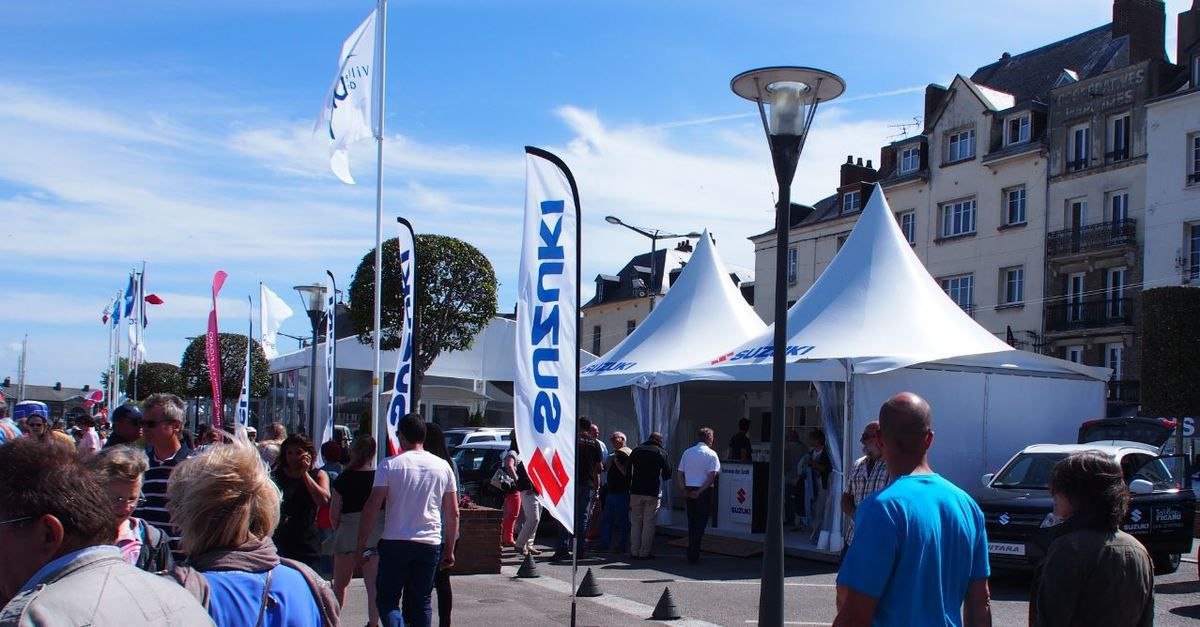 Suzuki et la Solitaire du Figaro, des valeurs partagées