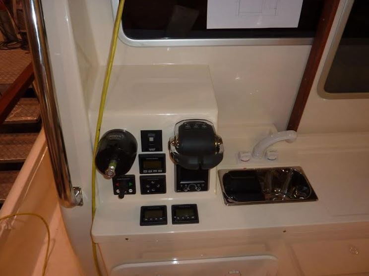 Scoop fishing - premières photos du tout nouveau Targa 32 Tarfish