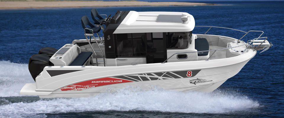 Le Bénéteau Barracuda 8