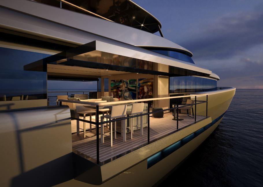 Scoop Monaco Yacht Show - le nouveau super yacht CNB 43.2 commercialisé par Fraser Yachts