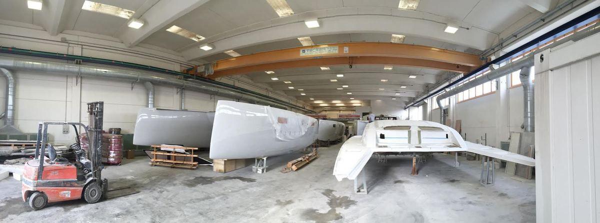10 unités vendues pour le catamaran sportif de grand voyage Slyder 47