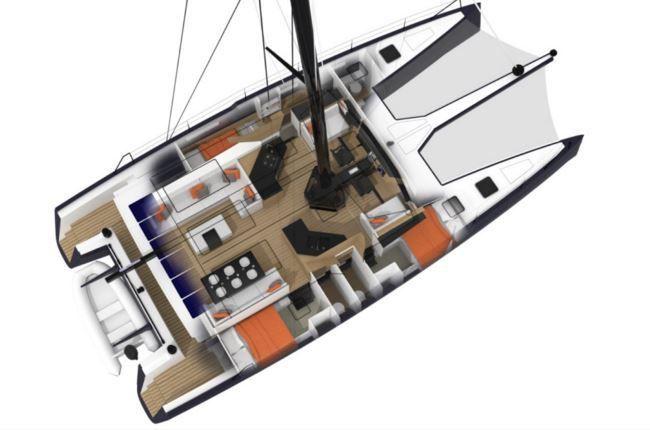 VIDEO - Rapier 550, un concentré de bonnes idées sur un catamaran de grand voyage