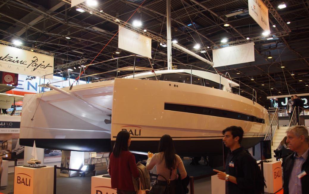 Découverte en photos du nouveau catamaran Bali 4.0
