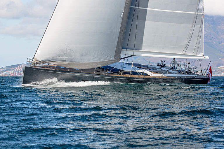 Yachting - le TOP 10 des plus grands voiliers mis à l'eau en 2015