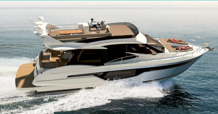 Galeon 500 Fly, European Power Boat of the Year 2016