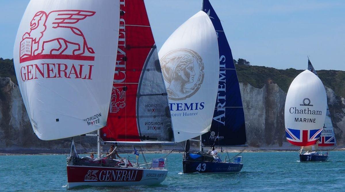 Appel à projet - le futur voilier de course Bénéteau Figaro cherche son architecte