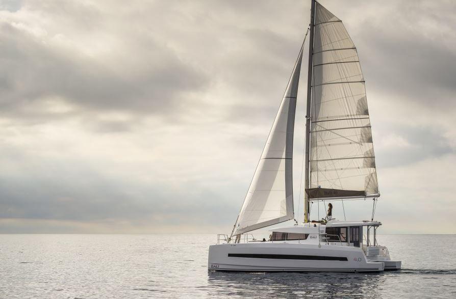 Bali Catamarans triple ses ventes et séduit les loueurs
