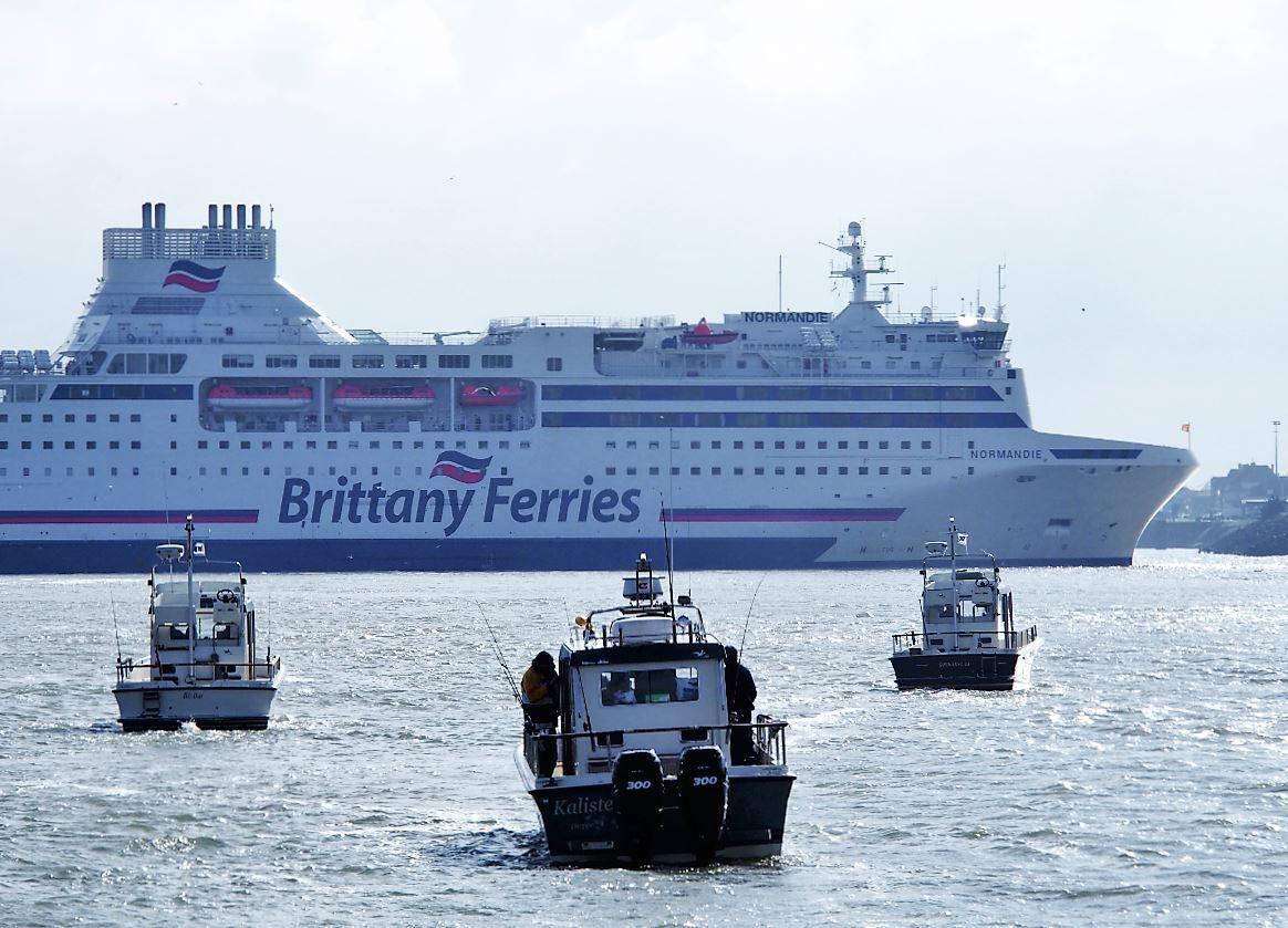 Chiffre d'affaires en forte hausse pour Brittany Ferries