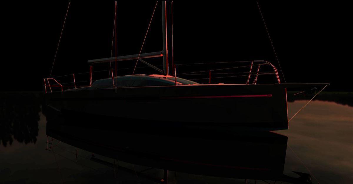 SCOOP - premier visuel du futur RM 970, voilier hauturier rapide de Fora Marine (17)