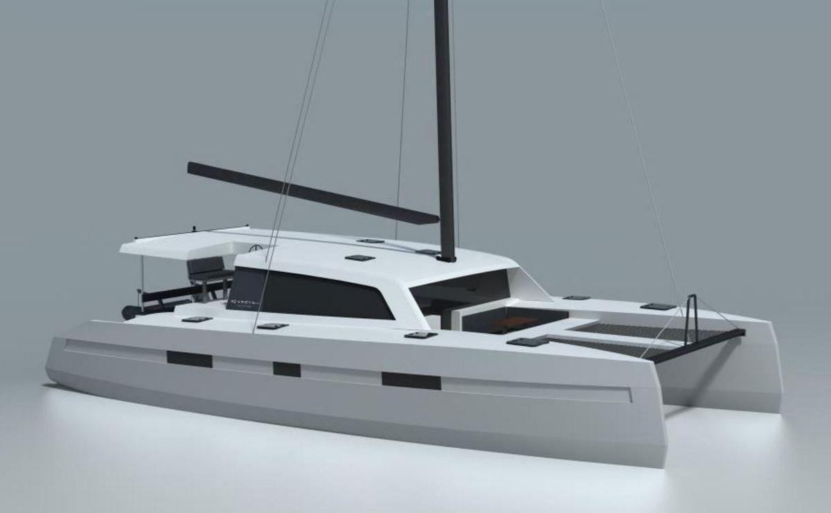 Explocat 52, un nouveau catamaran aluminium chez Garcia Yachting
