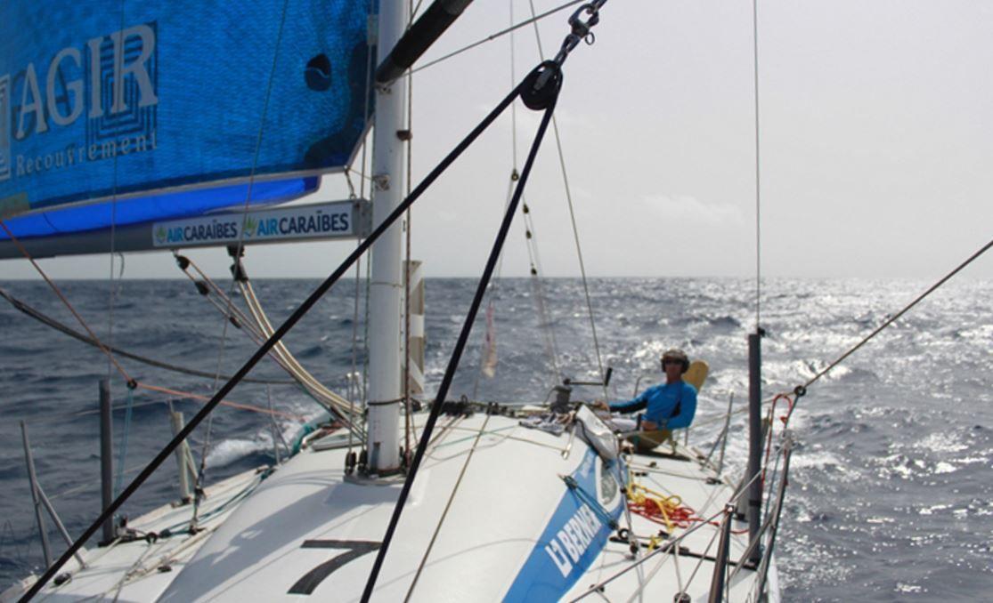 Transat AG2R La Mondiale - Dernière semaine en mer pour les premiers