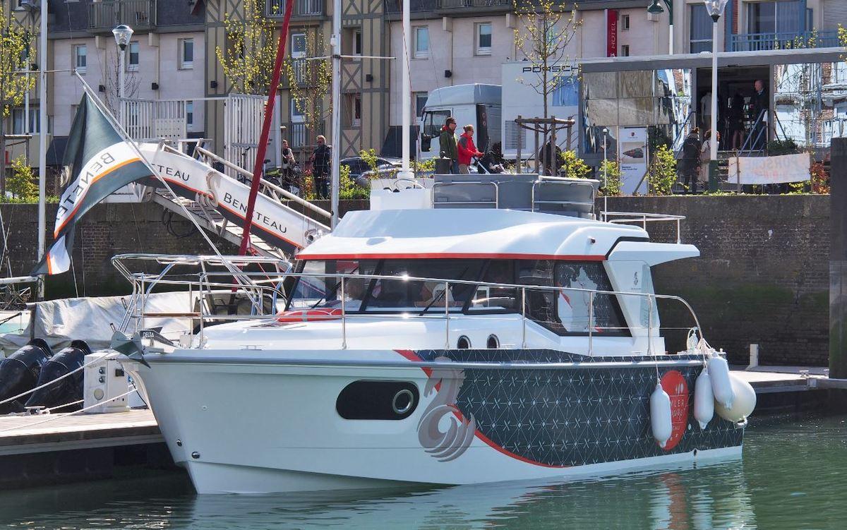 Le Trawler Gourmand à Deauville - la Recette de Stéphane Carbone