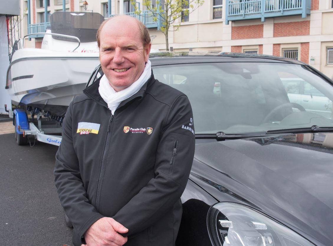 Eric Antoine - Porsche Caen