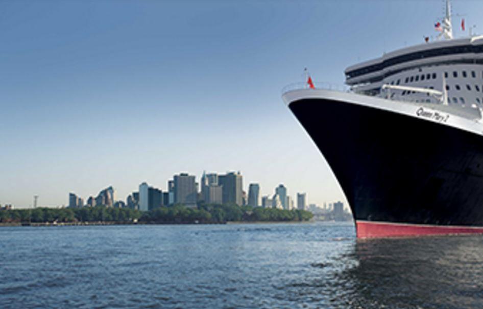 Avec The Bridge, les trimarans géants défient le Queen Mary II, sur la traversée de l'Atlantique