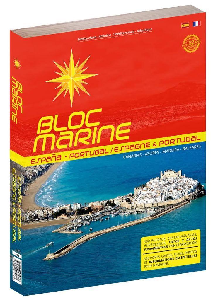 Nouveau, le Bloc Marine Espagne Portugal 6e édition
