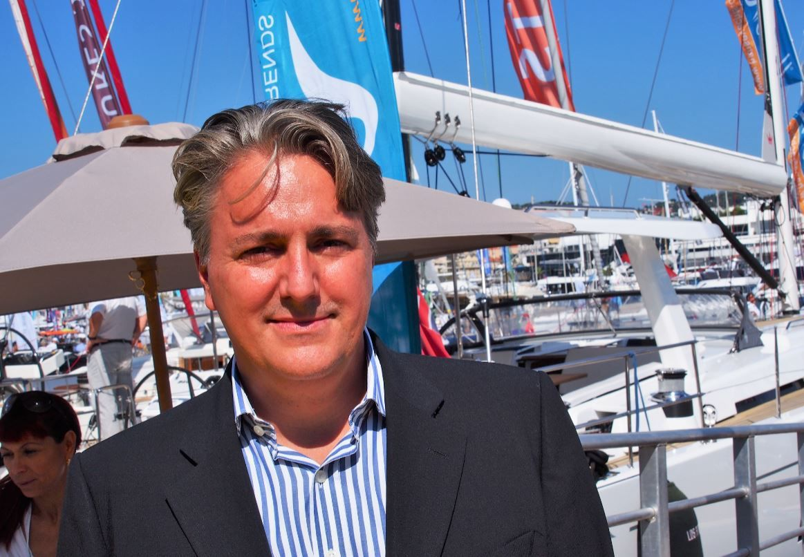 Le Dr. Jens Gerhardt, Ceo de Hanse Group - photo : N. Venance