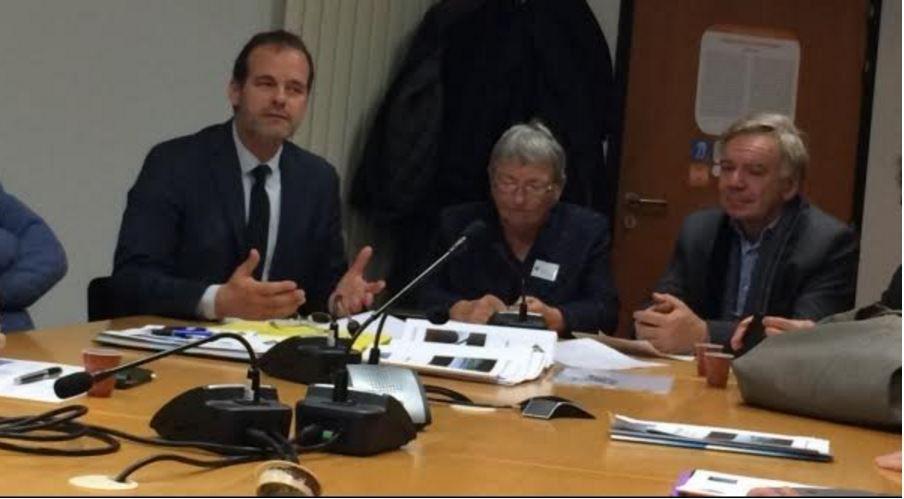 Marc Sauvagnac, Catherine Bigot et Denis Le Guen