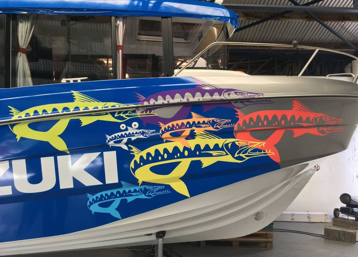 Suzuki Marine en vedette sur le Salon de la Pêche en Mer de Nantes, du 3 au 5 mars