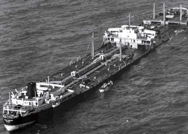 Il y a 50 ans, le Torrey Canyon provoquait la première grande marée noire de l'histoire