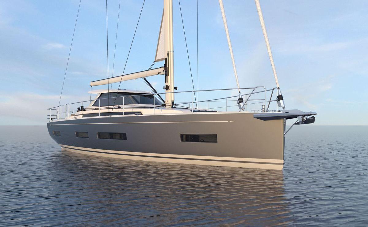 SCOOP - Avec l'Amel 50, Amel lance son premier sloop depuis 20 ans