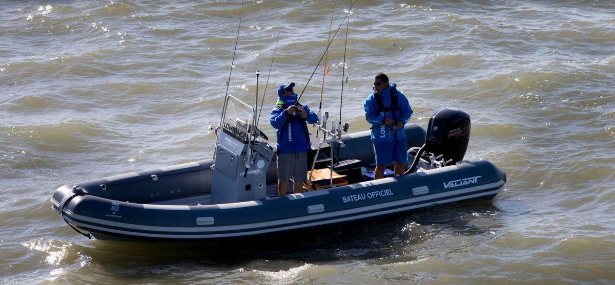 Le Grand Pavois Fishing renouvelle son partenariat avec Mercury et Valiant