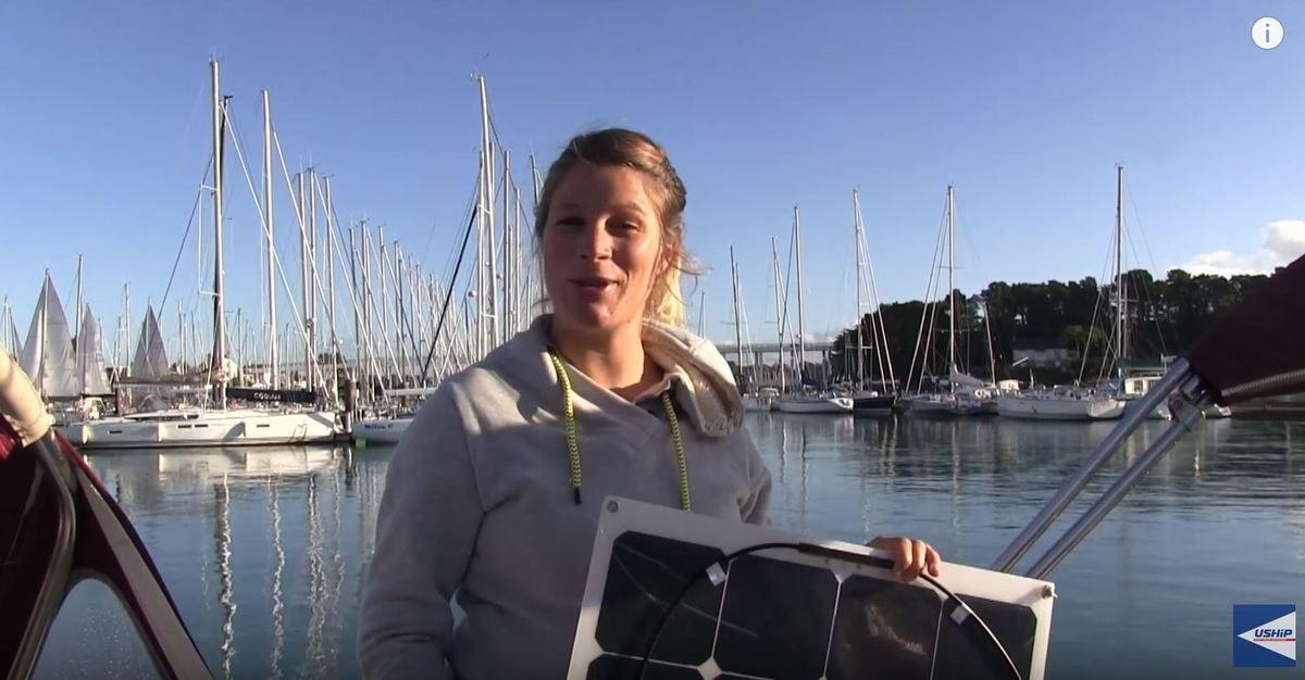 Vidéo - comment choisir et installer des panneaux solaires sur un bateau