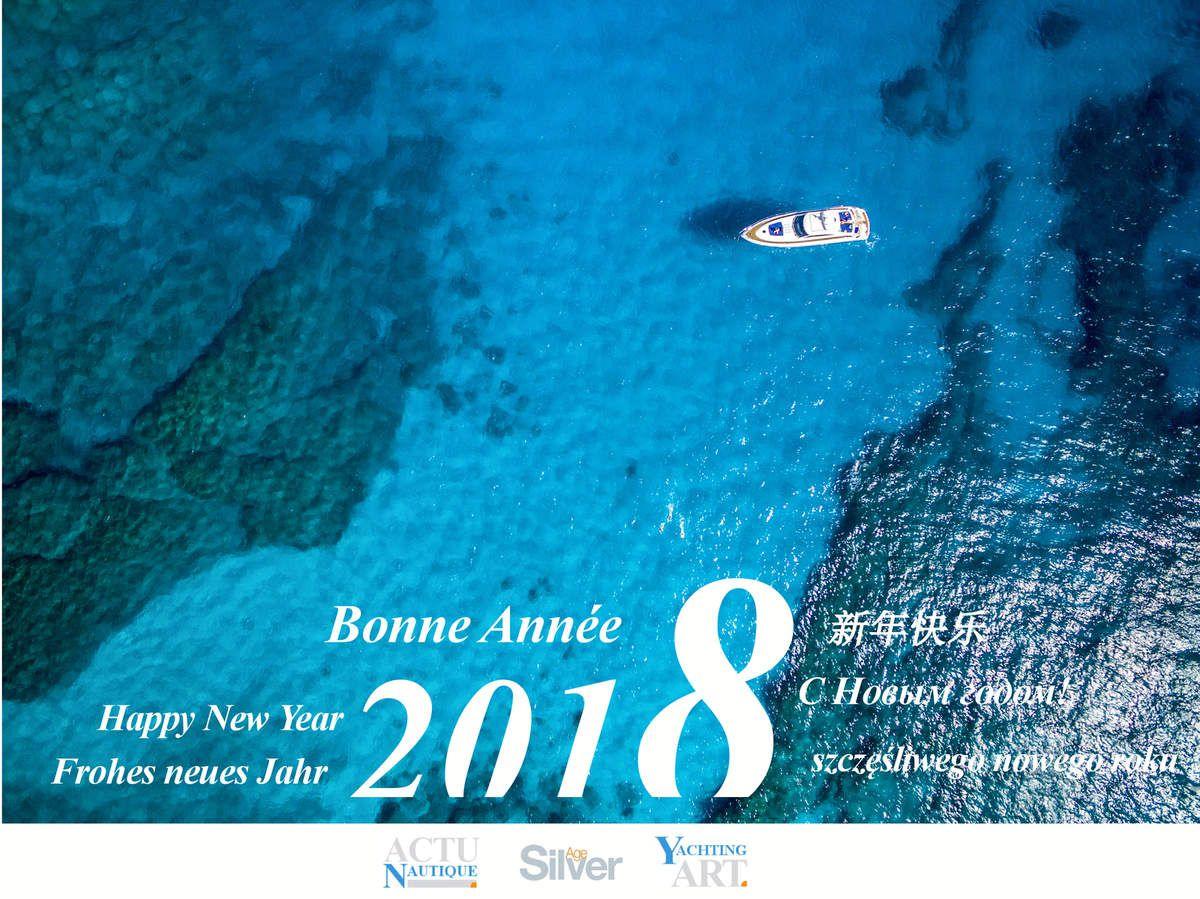 Meilleurs Voeux à tous pour 2018 !