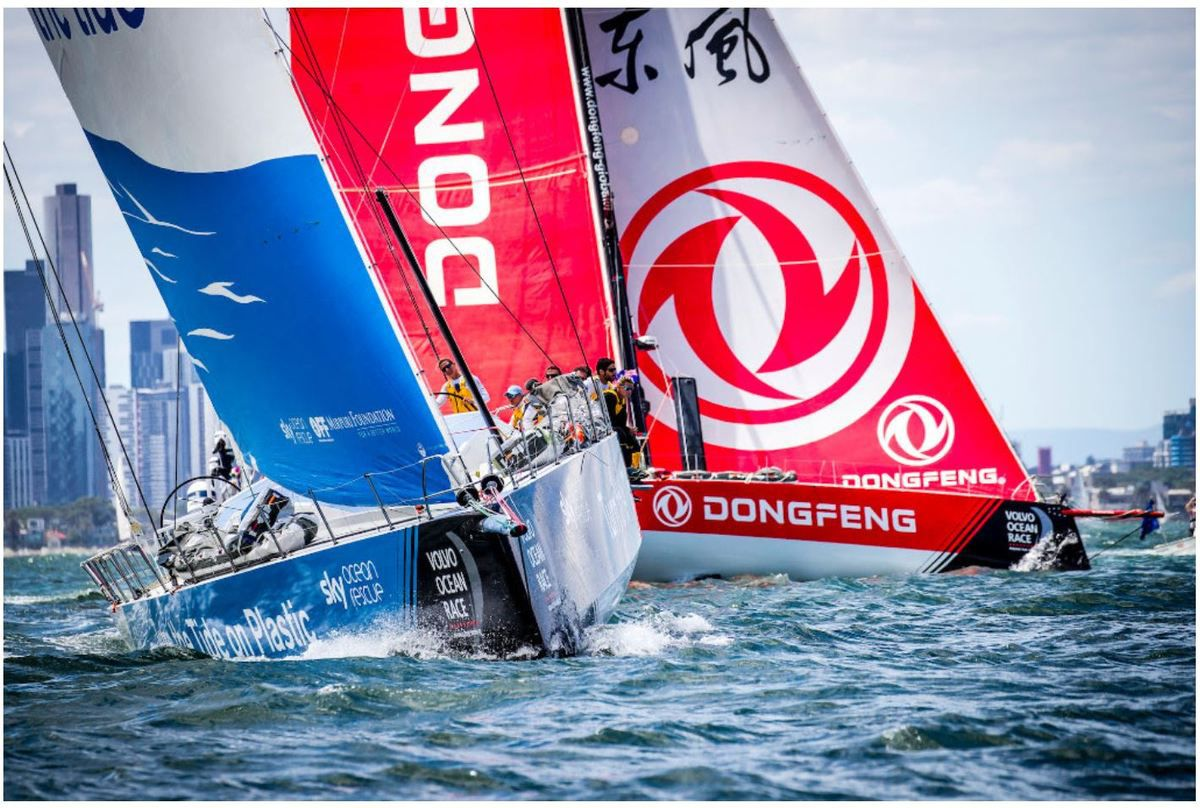 Eloi Stichelbaut / Dongfeng Race Team