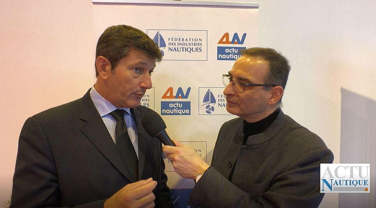 Interview – En 2019, le Groupe Bénéteau va lancer une seconde marque de catamarans