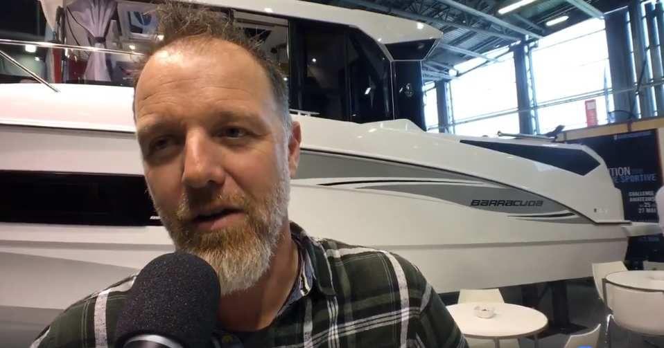 Exclusif – Première visite en vidéo du nouveau Bénéteau Barracuda 9!